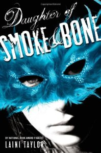 the cover of Daughter of Smoke and Bone