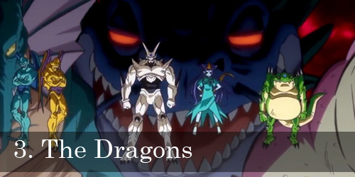 3: The Dragons